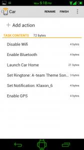 My Car task